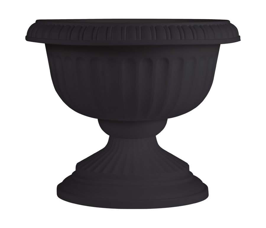 GRECIAN URN in Black