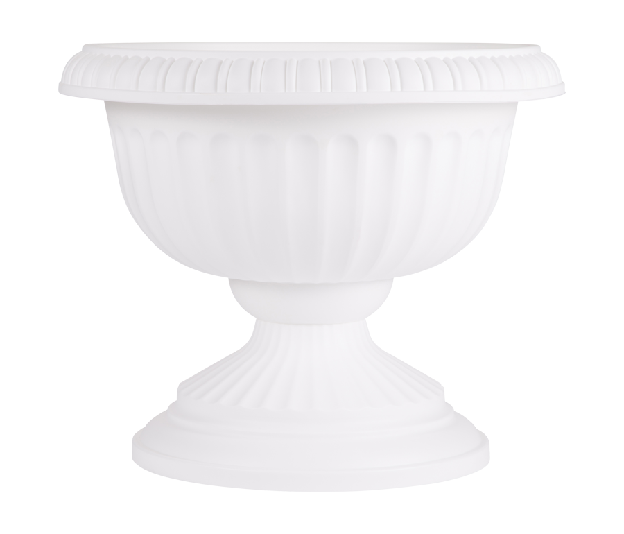 GRECIAN URN in White